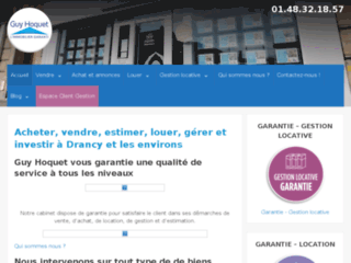 drancy immobilier