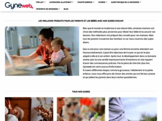 Gyneweb - Gynécologie sur http://www.gyneweb.fr