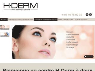 New Elysées Form, H-DERM: Beauté visage & corps sur http://www.h-derm.com