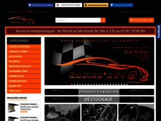 HABILL'AUTO accessoires TUNING 4x4 confort vente en ligne