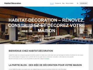 Détails : Habitat-Décoration