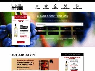 dictionnaire hachette des vins de France