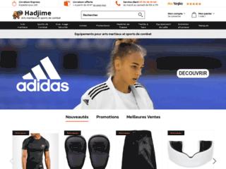 Hadjime : Équipements et Accessoires pour Sports de Combats et Arts Martiaux