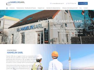 Hamelin SARL, antenniste et vendeur image et son en Eure et Loir