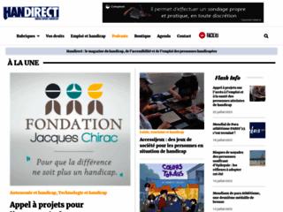 Détails : Handirect : le magazine sur le handicap