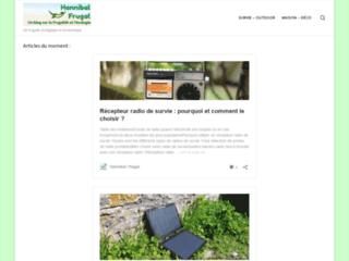 Hannibal Frugal : discussions et produits écologiques