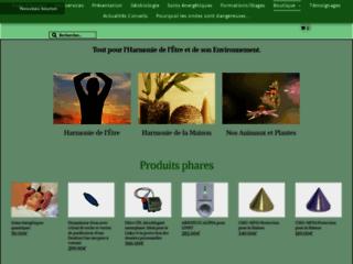 Boutique de produits naturels biologiques