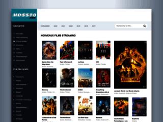 Détails :   HDSS: la plateforme des vidéo en HD