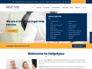 Paralegal Services in Orange County CA