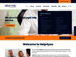 Divorce Paralegal Orange County