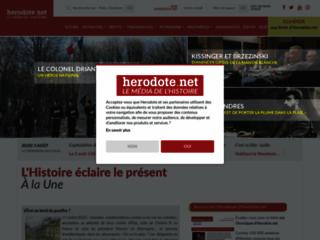 HERODOTE HISTOIRE