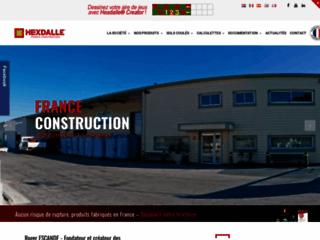 Détails : France Construction Sols sportifs et Techniques