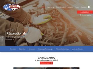 Entretien auto au sud d'Aix-en-Provence