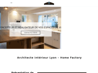 Home Factory architecte d'intérieur à Lyon