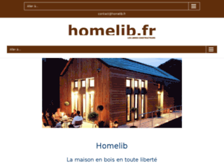 Maison en bois tarifs