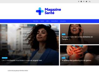 Le magazine de l'homéopathie sur http://www.homeophyto.com