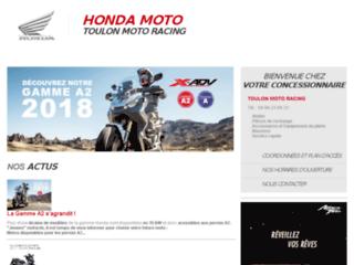 Détails : Honda Moto Toulon