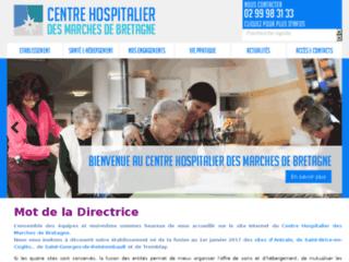 Hopital d'Antrain - Hôpital local