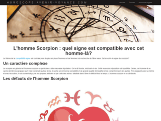 Horoscope avenir voyance