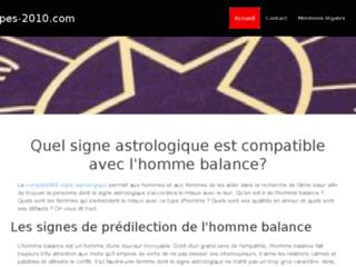 Horoscope 2010 gratuit, horoscope du jour gratuit
