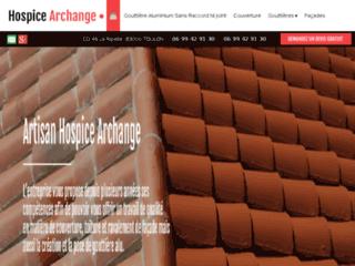 Toiture : Hospice Archange à Toulon 83