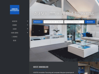Hoste immobilier agences immobili res for Debaisieux immobilier tourcoing