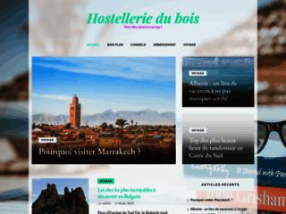Hotel la baule: proche plage de la baule, Hostellerie du Bois