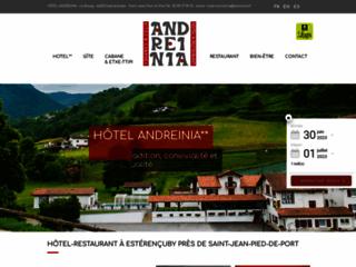 Hotel Saint Jean Pied de Port Hotel a Esterençuby Hotel Andreinia