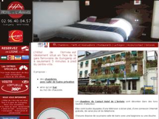 Inter hotel Hôtel de l'Arrivée Adhérent