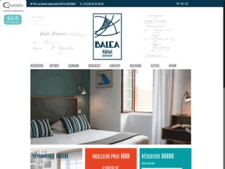 Hôtel Balea à Guéthary