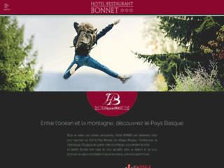 Hotel Bonnet - Ibarron Saint Pée sur Nivelle - Pays Basque