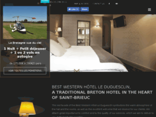 Hotel Restaurant Le Duguesclin