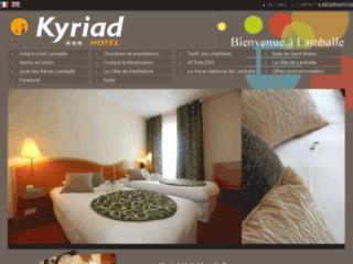 Hôtel Kyriad Lamballe Hôtel Franchisé indépendant