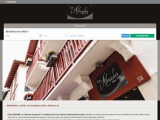 Hotel Les Almadies - Hotel Saint Jean de Luz - Pays Basque