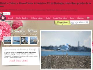Inter-hôtel Armen Le Triton