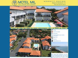Location Bidart : votre appart - hotel au Pays Basque à bidart entre Biarritz et Saint Jean de Luz