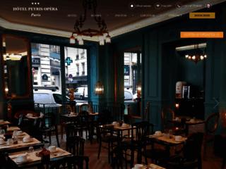 Hôtel Peyris : Hôtel 3 étoiles pour un week end de charme à Paris