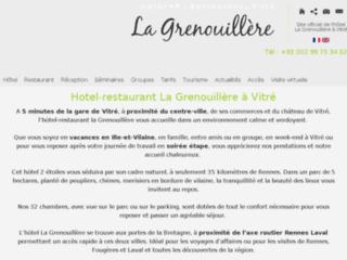Hôtel Restaurant La Grenouillère
