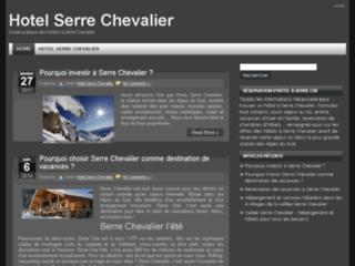 Trouver un hotel a Serre Chevalier