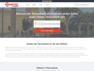 Hotel à Taroudant