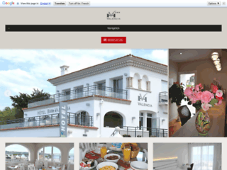 Hotel Valencia Hendaye Plage - Pays Basque