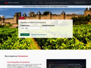 Bien choisir son hôtel à Carcassonne