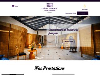 Institut de beauté à Versailles