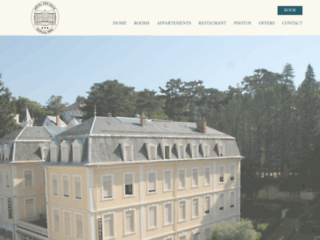 Hotel des Eaux Aix les Bains