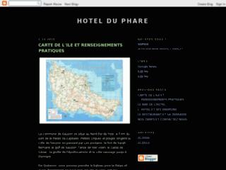 Hôtel du Phare