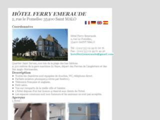 Hôtel Ferry Emeraude