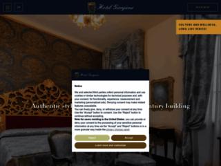 Hotel Giorgione, pour un week-end de charme à Venise
