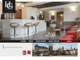Hotel Pau de Gramont*** -pau Centre-