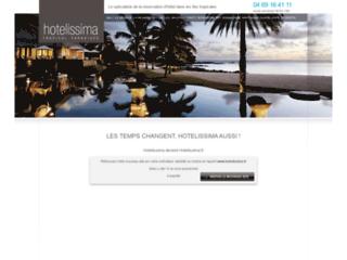 Détails : hotels Ile Maurice et  Réunion