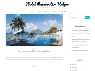 Hotel Reservation Helper : réservez votre hôtel